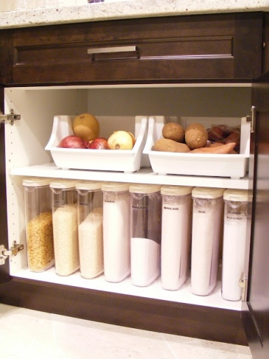 Pantry Organization - Mini Manor Blog