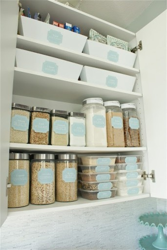 Pantry Organization - The Social Home