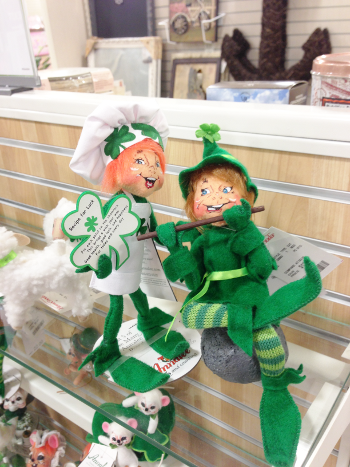 Creepy Leprechauns 2 Home Goods