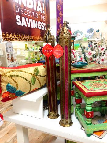 Indian Lanterns Home Goods