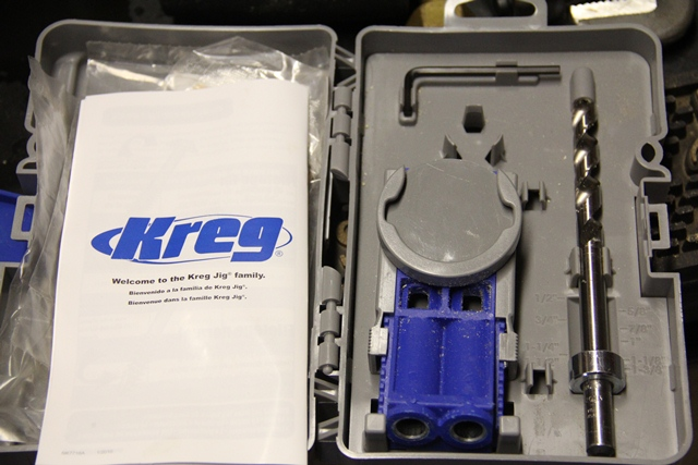 Handyman Wednesday: How To Kreg Jig | Little House  Big Heart