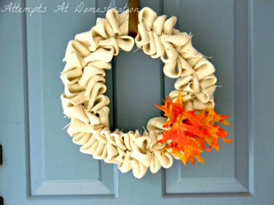 Attempts-at-Domestication-burlap-bubble-wreath-fall