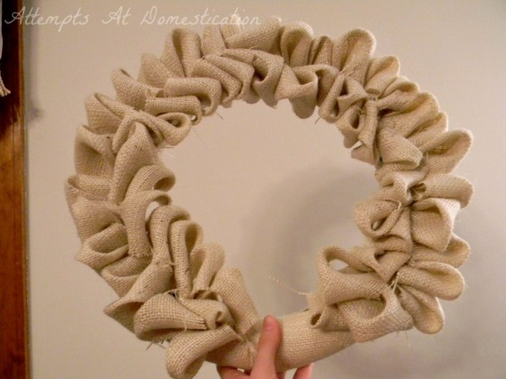 Attempts-at-Domestication-burlap-bubble-wreath