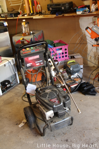 Craftsman 3000 psi pressurewasher