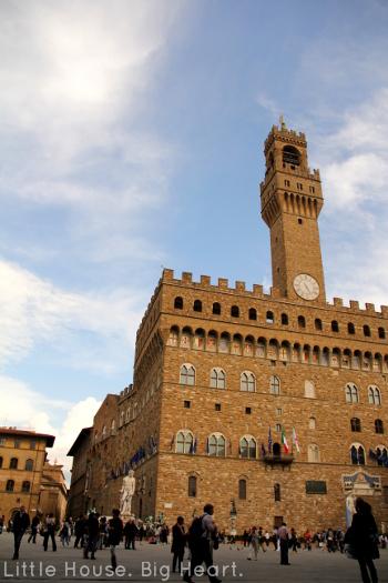 Florence Piazza della Signoria 1