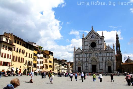Florence Santa Croce 2