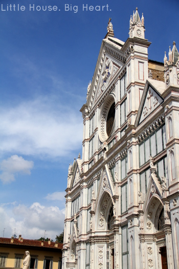 Florence Santa Croce 3