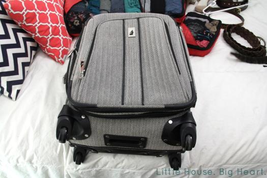London Fog Carry On Suitcase