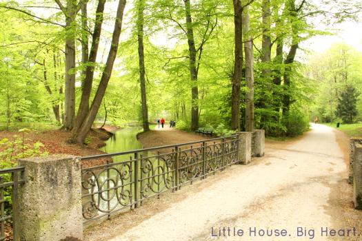 Munich Englisher Garden 1