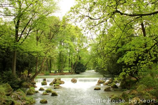 Munich Englisher Garden 3
