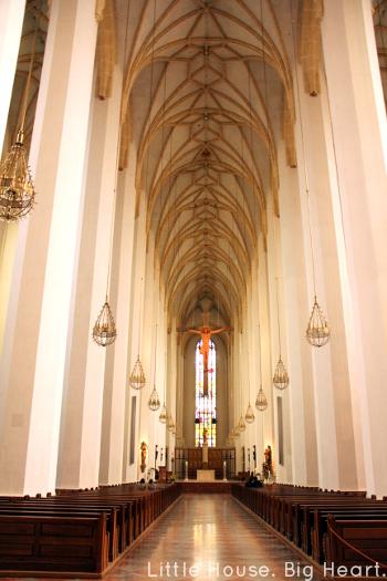 Munich Frauenkirche 1