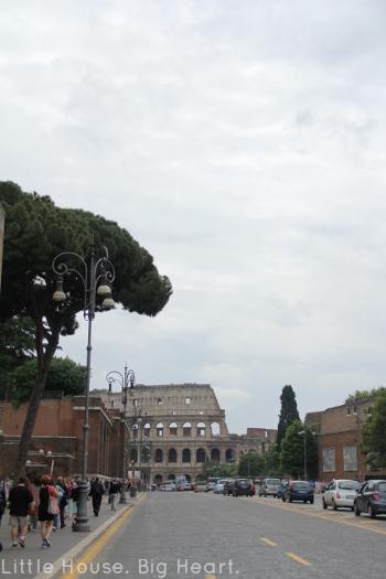 Rome Colosseum 1