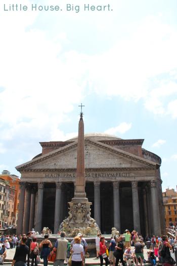 Rome Pantheon 1