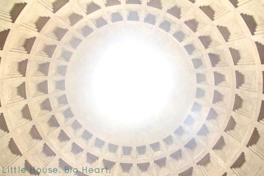 Rome Pantheon 3