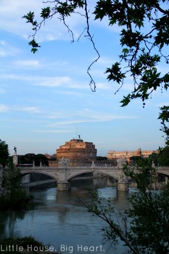 Rome Santa Angelo 1