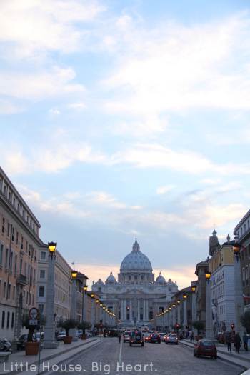 Rome St. Peters Basilica 1