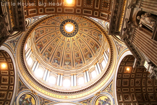 Rome St. Peters Basilica 5