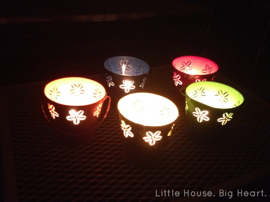 DIY Citronella Candles Little House Big Heart